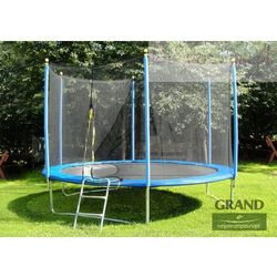 Trampolina GRAND 252cm 8FT