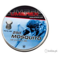 Śrut Umarex Mosquito Ribbed 5.5 mm 250 szt.