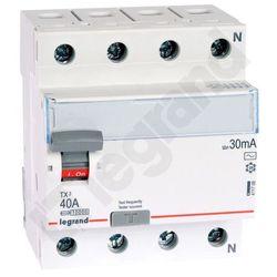 Legrand Wyłącznik różnicowoprądowy P304 40A 30mA AC 008994