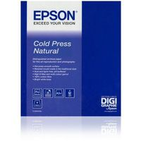 "Epson C13S042304 Cold Press Natural 24"" x 15 m."