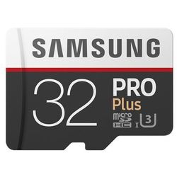 Samsung PRO Plus MB-MD32G 32GB MicroSDHC UHS-I Klasa 10 pamięć flash