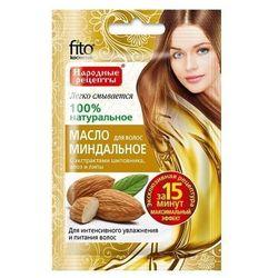 Fitokosmetik Olej migdałowy nawilżający do włosów 20ml
