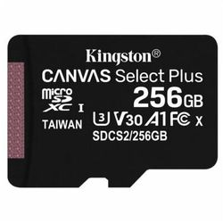 Karta Pamięci KINGSTON Canvas Select Plus microSDXC 256GB