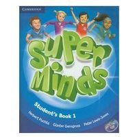 Super Minds 1 Student's Book + Cd (opr. miękka)