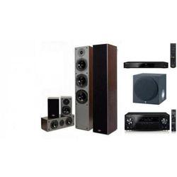 PIONEER VSX-930 + BDP-170 + PRISM FALCON HT500 + SW012 - Kino domowe - Autoryzowany sprzedawca