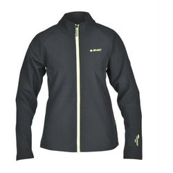 KURTKA SOFTSHELL HI-TEC LADY LAYLA BLACK/ GREEN M