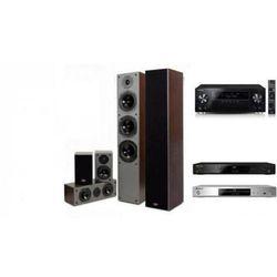 PIONEER VSX-930 + BDP-180 + PRISM FALCON HT500 - Kino domowe - Autoryzowany sprzedawca
