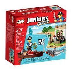 Lego Juniors Poszukiwanie skarbu piratów