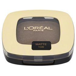 L'Oréal Cień do powiek Color Riche Mono – 106 Breaking Nude – 1.7 g