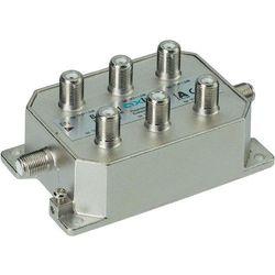 Rozgałęźnik sygnału telewizyjnego Axing BAB 6-01, 6 drożny