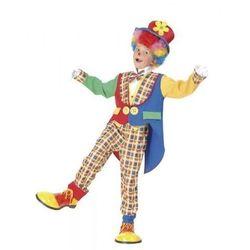 Klaun we Fraku 7-9 Lat przebrania / kostiumy dla dzieci, odgrywanie ról