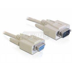 Kabel transmisyjny DELOCK SZER. 9F/9M 10M - 82979