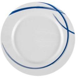 Komplet obiadowy Fairy Navy 18-elementowy.