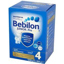 Bebilon Junior 4 z Pronutra+, mleko modyfikowane, 1200 g