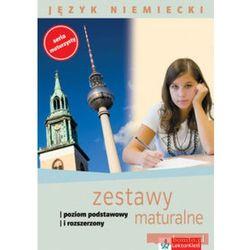 JĘZ.NIEM.ZESTAWY MATURALNE+CD GRATIS (opr. miękka)