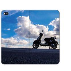 Flex Book Fantastic - Huawei P8 - pokrowiec na telefon - skuter