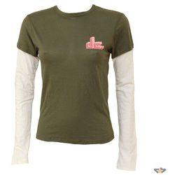 koszulka damskie długi rękaw DC 2