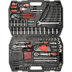 Zestaw narzędziowy YATO YT-3894 XXL (224 elementy) + DARMOWY TRANSPORT!