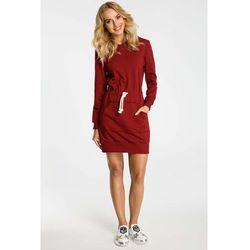 7ebbf1facb suknie sukienki sukienka w pepitke z klosza mini (od Niebieska ...