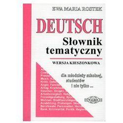 DEUTSCH. Słownik tematyczny (wersja kieszonkowa)
