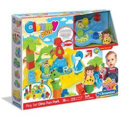 Clementoni, Clemmy Plus, Park dinozaurów, zabawka interaktywna Darmowa dostawa do sklepów SMYK