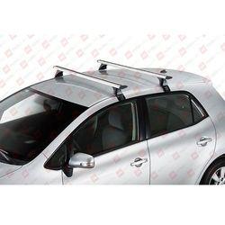 Cruz AIRO T108 935-380 Bagażnik dachowy na dach Peugeot 206 206+