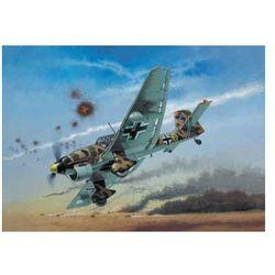 Revell, Junkers Ju - 87 B2/R2, model do sklejania, 1:72 Darmowa dostawa do sklepów SMYK