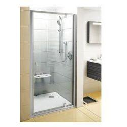 Drzwi prysznicowe PDOP1-90 Ravak Pivot obrotowe piwotowe jednoelementowe 03G70101Z1