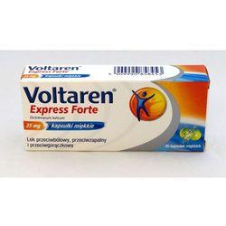 Voltaren Express Forte 25mg 20 kaps.