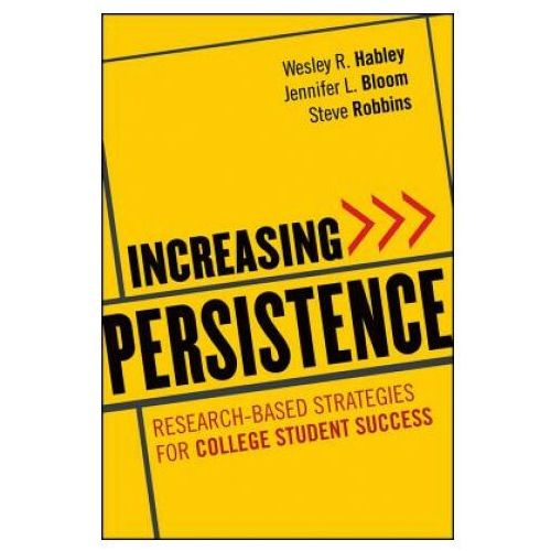 Increasing Persistence. Research-based Strategies for College Student Success