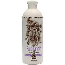 1 ALL SYSTEMS Pure Cosmetic Lanolin Plus Skin & Hair Emollients - Lanolina z dodatkiem środków zmiękczających włos i skórę 500ml
