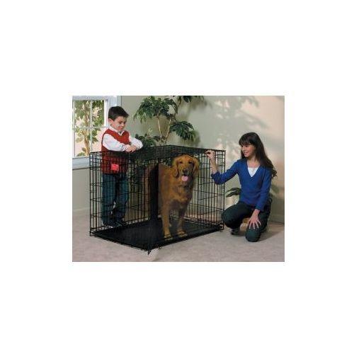 MidWest Life Stages 1642DD - klatka dla psa o wymiarach 107x71x79cm, rozmiar XL