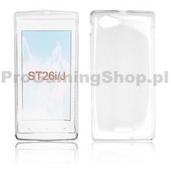 Silicone Case for Sony Xperia J-ST26 | Usuń