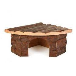 Domek drewniany dla gryzoni Jesper Rozmiar:42 × 15 × 30/30 cm