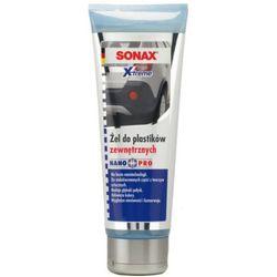 SONAX XTREME Żel do plastików zewnętrznych 250ml
