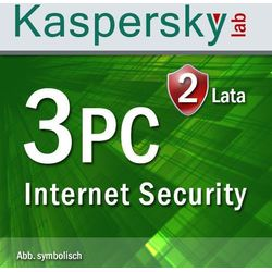 Kaspersky Internet Security Multi Device 2016 3 PC 2 lata