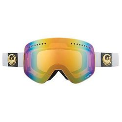 okulary Dragon NFX - White/Gold Ionized/Amber