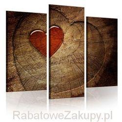 Obraz - Stara miłość nie rdzewieje - tryptyk