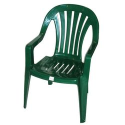 Krzesło ogrodowe Zielone Ołer