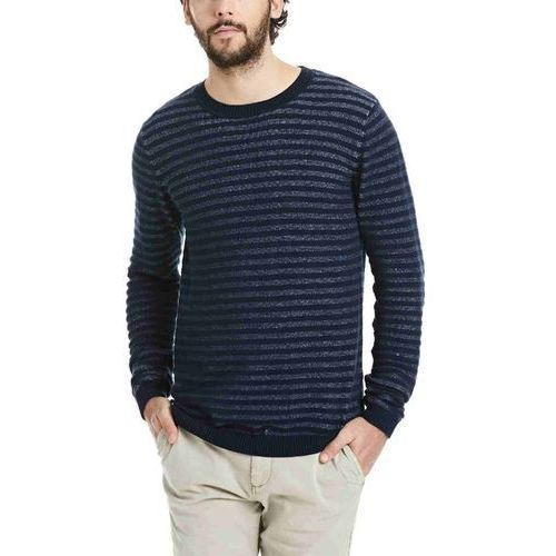 bluza BENCH - Knitwear Dark Navy Blue Marl (NY031X)