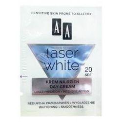 PRÓBKA AA Laser White (W) krem na dzień SPF20 1,5ml