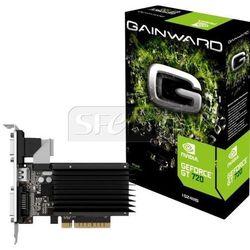 Karta graficzna Gainward GeForce® GT 720 2GB DDR3 (64 Bit), HDMI, DVI, VGA, SilentFX - 426018336-3309