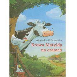 Krowa Matylda na czatach (opr. twarda)