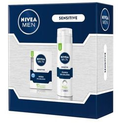 NIVEA MEN zestaw Sensitive