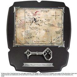 Klucz i Mapa Thorina z filmu Hobbit - Deluxe - Noble Collection (NOB1212)