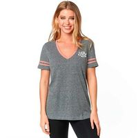 koszulka FOX - Heartbreaker Ss Top Heather Graphite (185) rozmiar: XS
