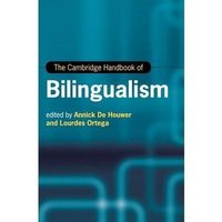 The Cambridge Handbook of Bilingualism (opr. twarda)