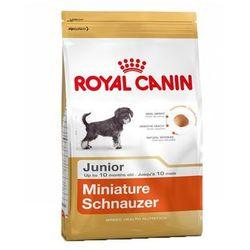 Royal Canin Breed Miniature Schnauzer Junior - 2 x 1,5 kg