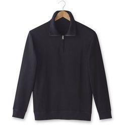 Bluza z kołnierzykiem z czystej bawełny