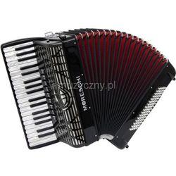 Moreschi Agile 37/96-F 37/4/9 96/5/5 Musette akordeon (czarny) Płacąc przelewem przesyłka gratis!